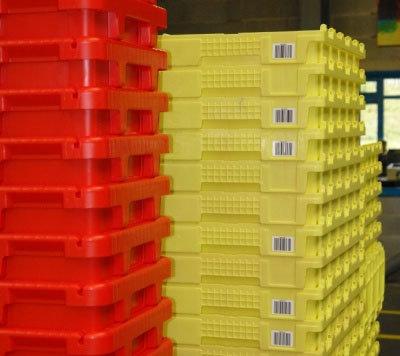 Behälter-Etiketten der bci GmbH
