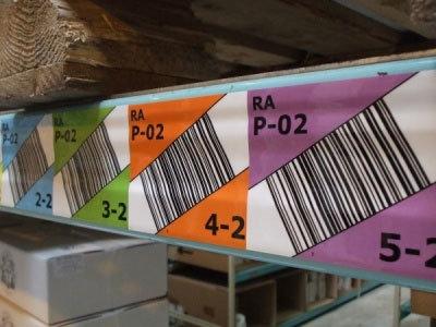 MultiLevel-Etiketten der bci GmbH