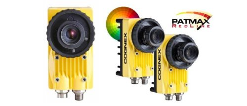 Cognex In-Sight 5707 und 5705C Serien
