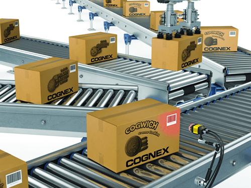 Cognex DataMan 360 Sortierung