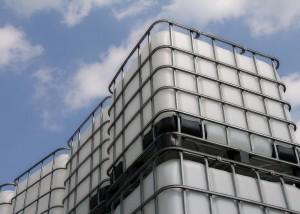 Wasser Container
