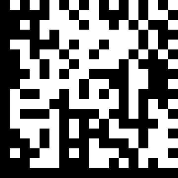 Data-Matrix-Code