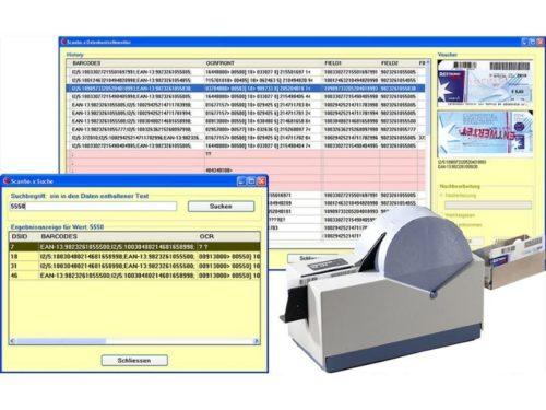 VoucherScan Basic / Premium