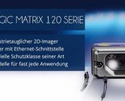 NEU Datalogic Matrix 120 Serie