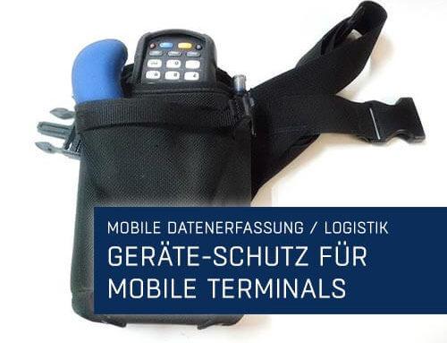 Schutz mobiler Terminals