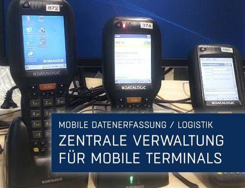 Verwaltung mobiler Terminals