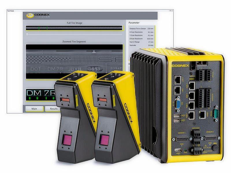 Cognex DS1000 Profilsensoren