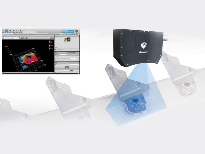 LMI Technologies Gocator 3506