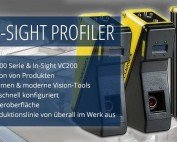 Cognex In-Sight Profiler Messsystem