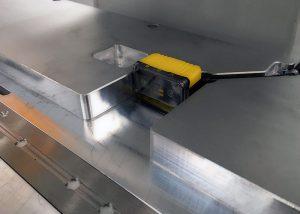 Positionserkennung auf einem Werkzeugträger