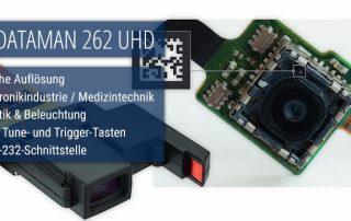 Cognex DataMan 262 UHD