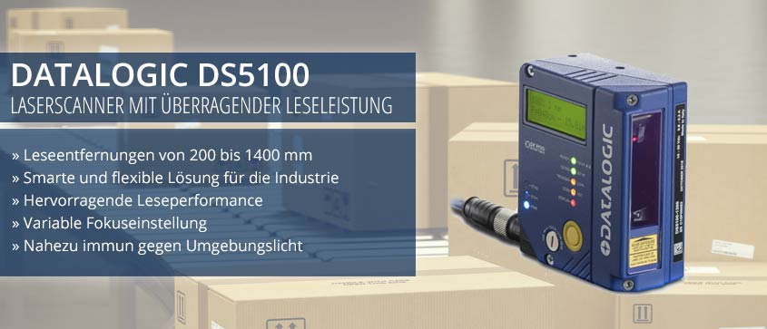 Neuheit-Datalogic-DS5100