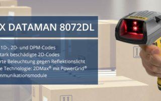 Neuheiten-Cognex-Dataman-8072DL