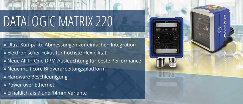 Datalogic Matrix 220