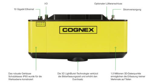 Cognex 3D-A5000 Serie