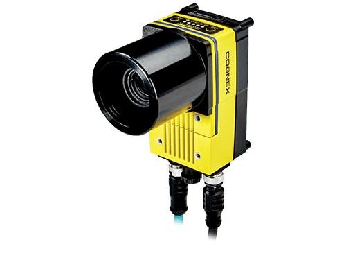 Cognex In-Sight D900 Handscanner Frontansicht