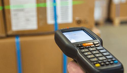 Produktkategorie MDE Mobile Terminals