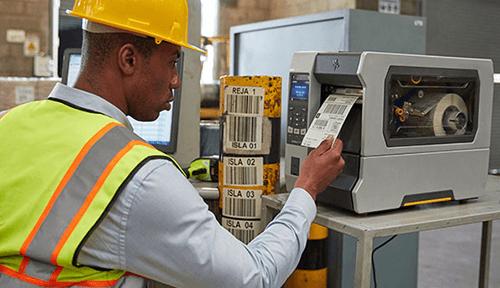 Produktkategorie MDE Industriedrucker