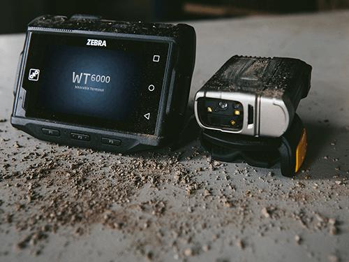 Zebra Technologies Ringscanner RS6000 und WT6000