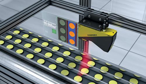 Cognex 3D-Sensoren