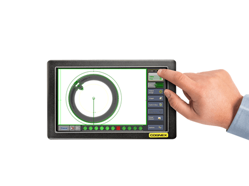 Cognex In-Sight Explorer Software Interface