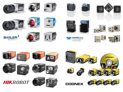 Produkte Industriekameras