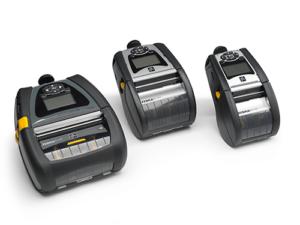 Zebra Mobiler Drucker QLN Serie Produktgruppe