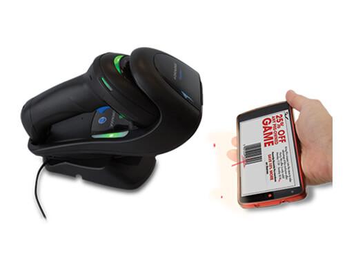Datalogic Gryphon 4500 Serie Einsatz Ticketing