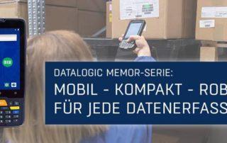 Newsmeldung Header - Datalogic Memor Serie - 231120