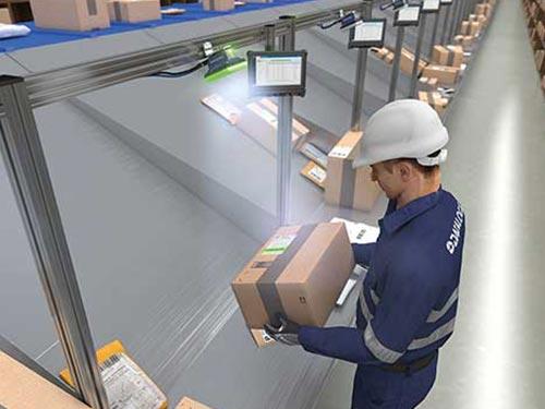 Datalogic Matrix 320 Einsatzgebiet Online-Handel