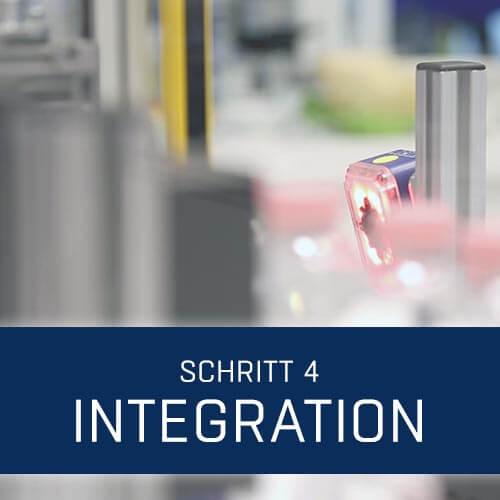 Projektablauf Integration