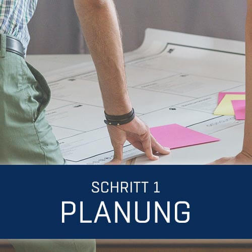 Projektablauf Planung