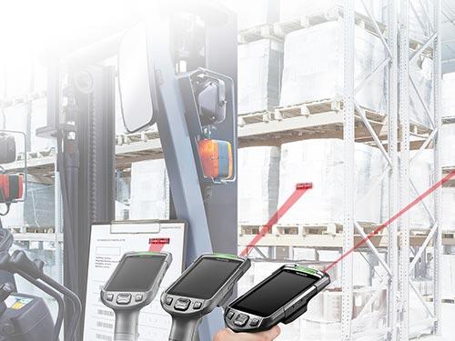 Keyence BT-A700 Produktbild Reichweite