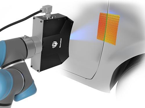 LMI Technologies Gocator Inspektion und Qualitaetssicherungg