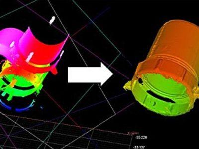 LMI Technologies Gocator Software sechs Feinheitsgrade