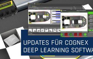 Newsmeldung Header - Cognex Deep Learning Software Updates - 150221