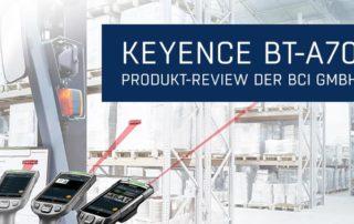 Newsmeldung Header - Review Keyence BT-A700 - 150321