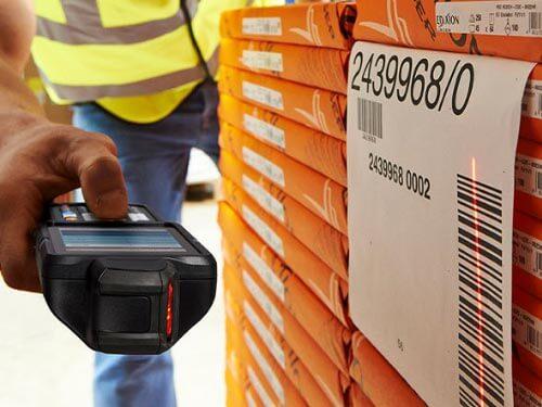 Zebra Technologies MC3300X Einsatzbild 1
