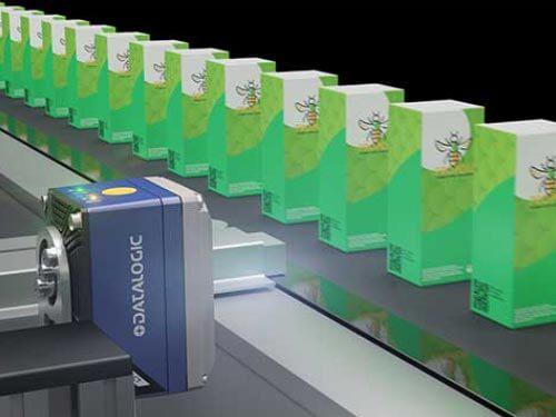 Datalogic P2x-Serie Einsatzbild Packaging