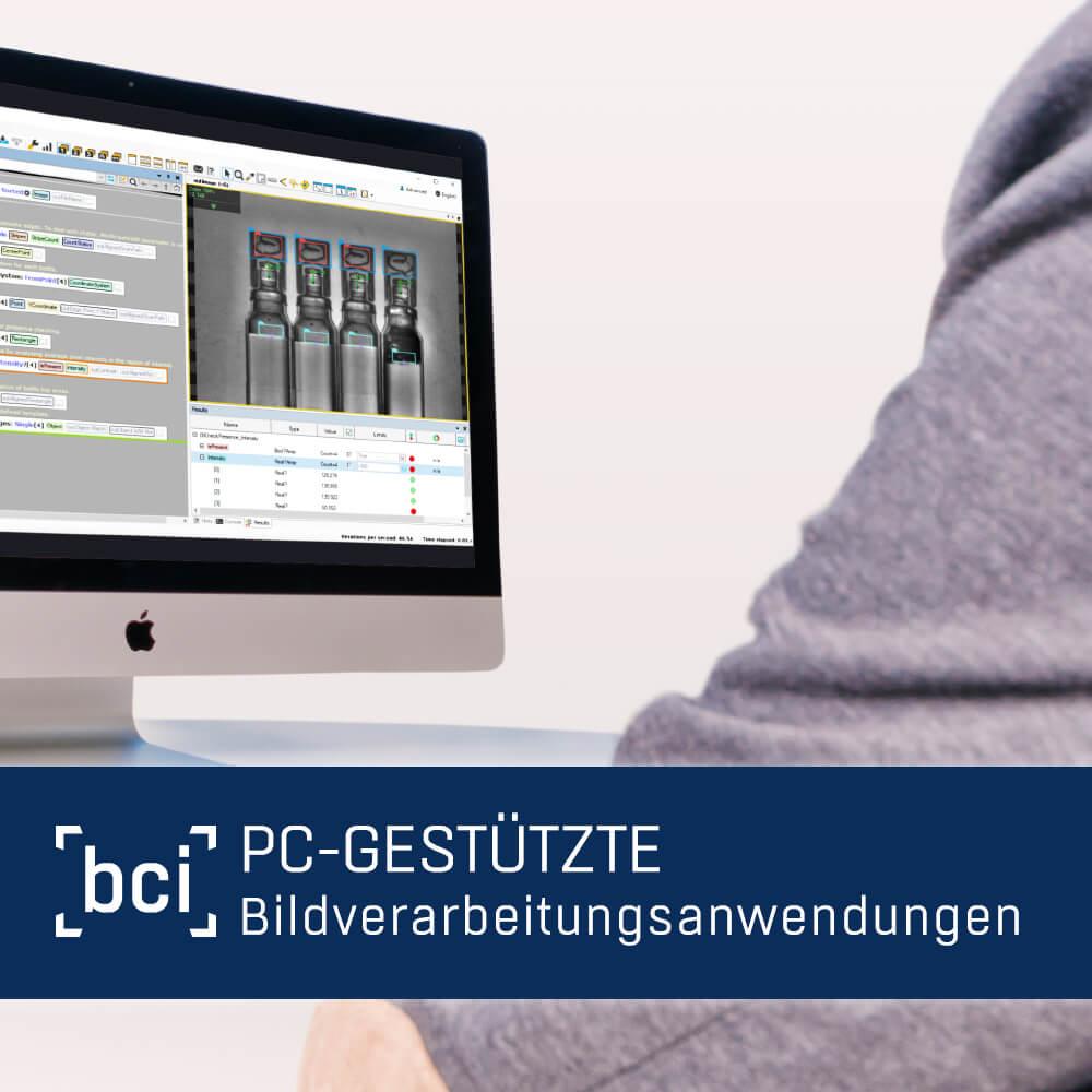 PC-gestuetztes Kamerasystem für Bildverarbeitungsanwendungen 1