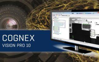 Newsmeldung Cognex VisionPro 10 - 030821