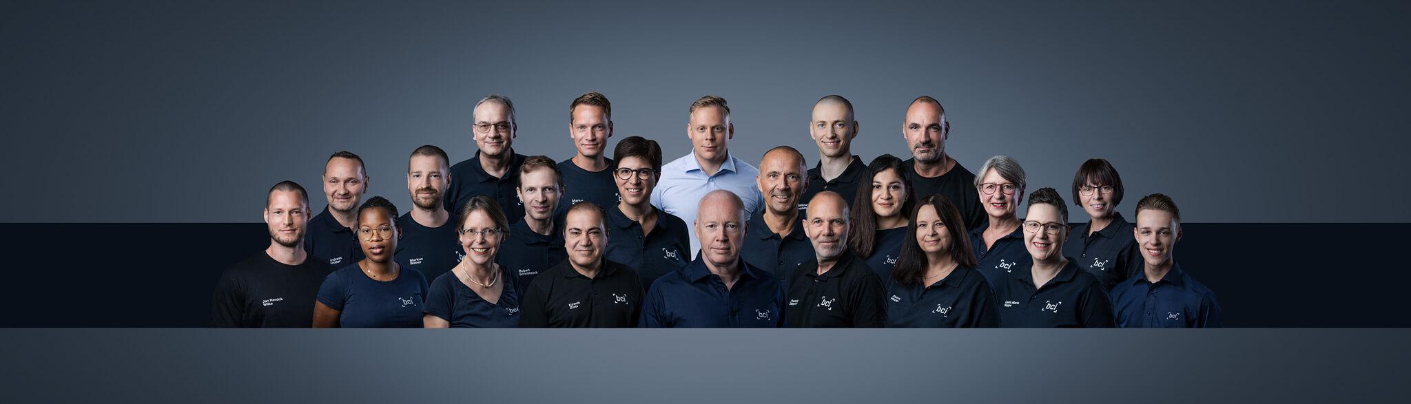 Team der bci GmbH
