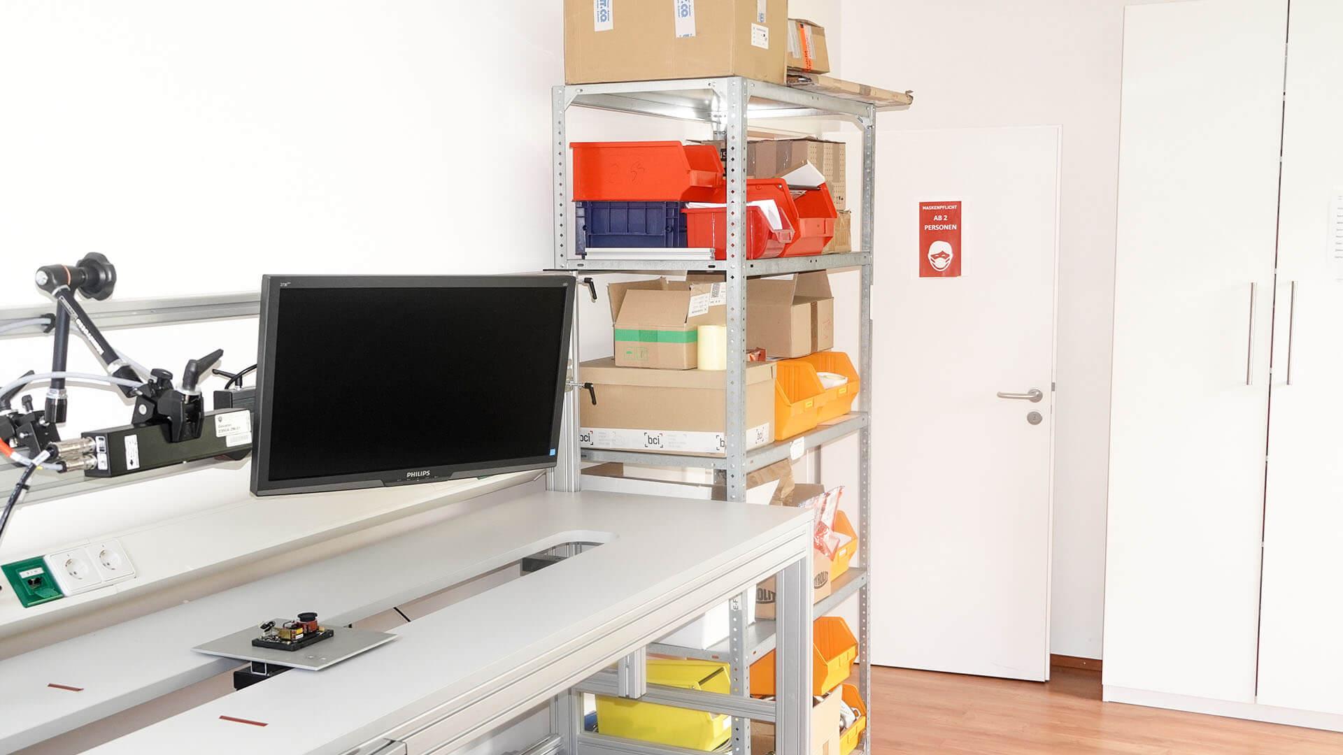 bci GmbH - Karriere - Labor Technik