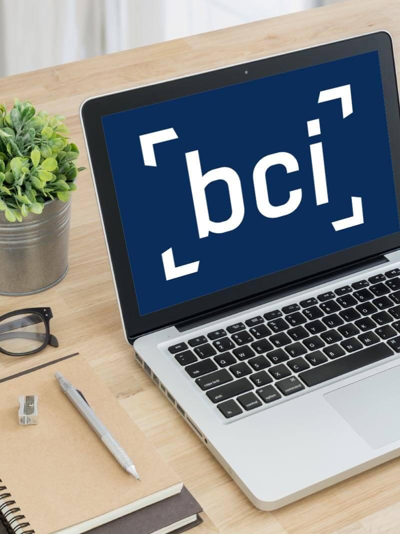 bci GmbH - Karriere - moderner Arbeitsplatz